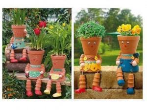 diy-clay-pot-flower-people