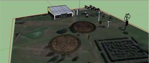 2015-02-27 20_10_15-bilim ve doğa proje ev - SketchUp Pro [TRIAL]